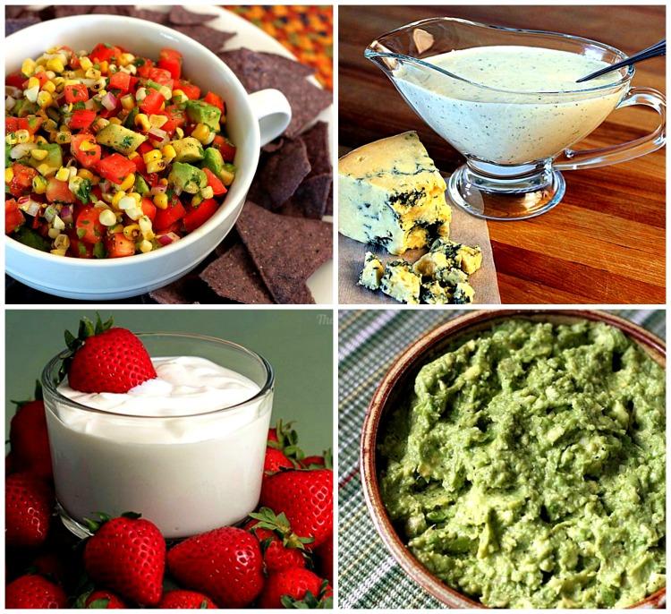6 вкусных и полезных соусов для вечеринки