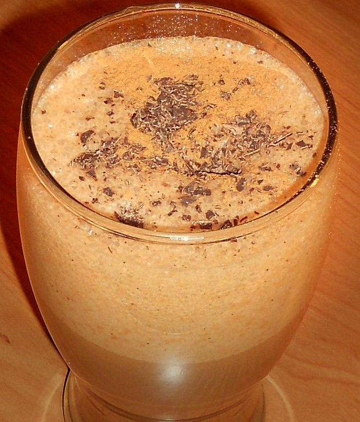 как приготовить кофе с мороженым дома