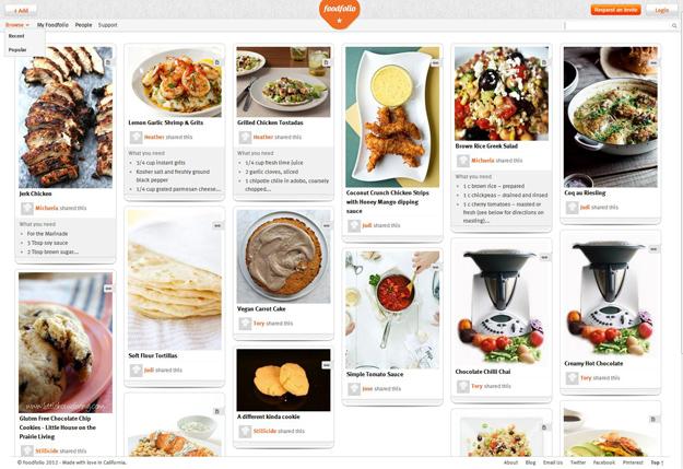 Foodfolio