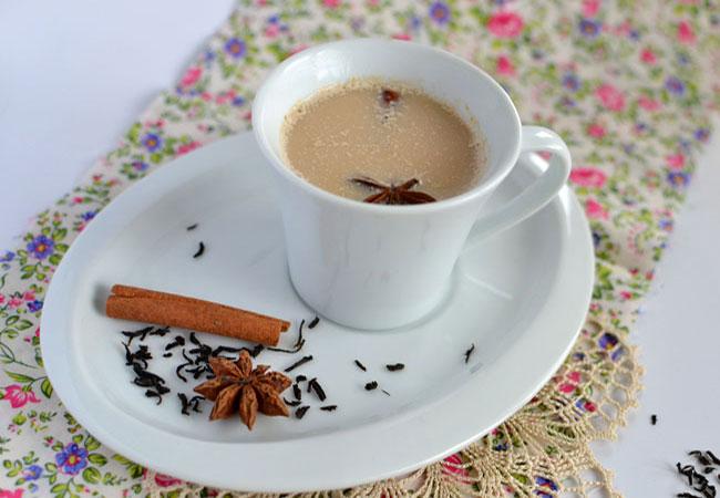 фото черный чай