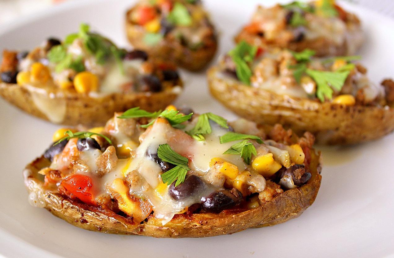 Рецепт запеченного целиком картофеля с сыром