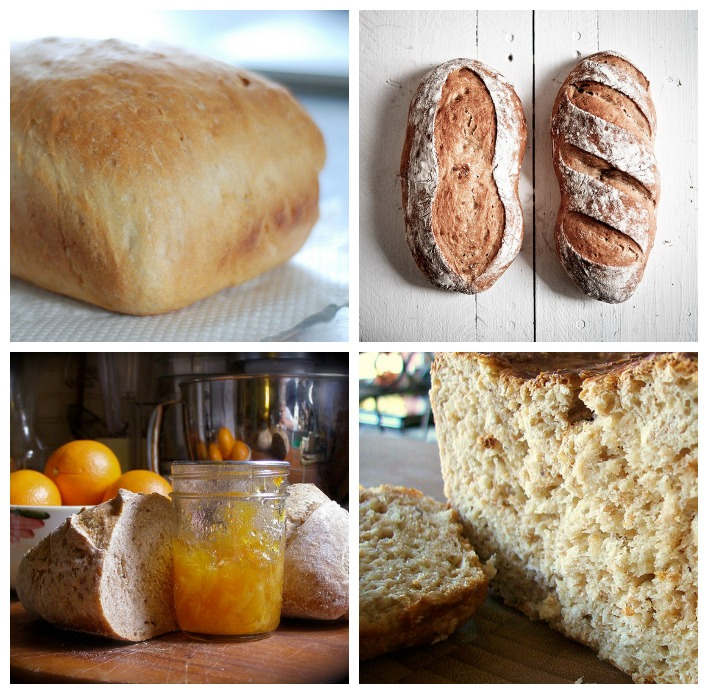 Домашний хлеб: дешево, вкусно, полезно