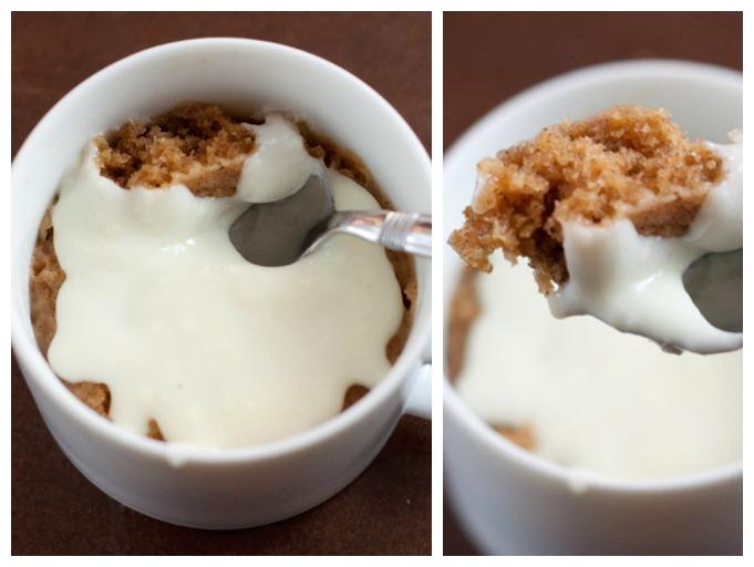 очень простой рецепт как приготовить кекс в микроволновке