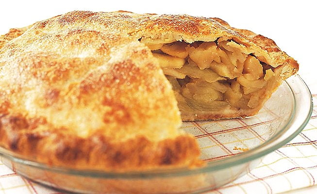 Секреты приготовления яблочного пирога