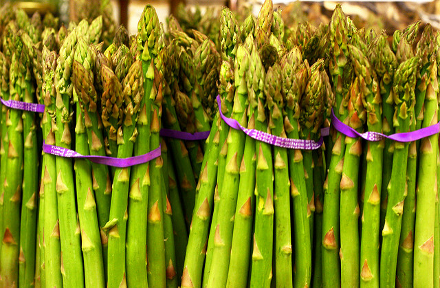 asparagus cooking tips
