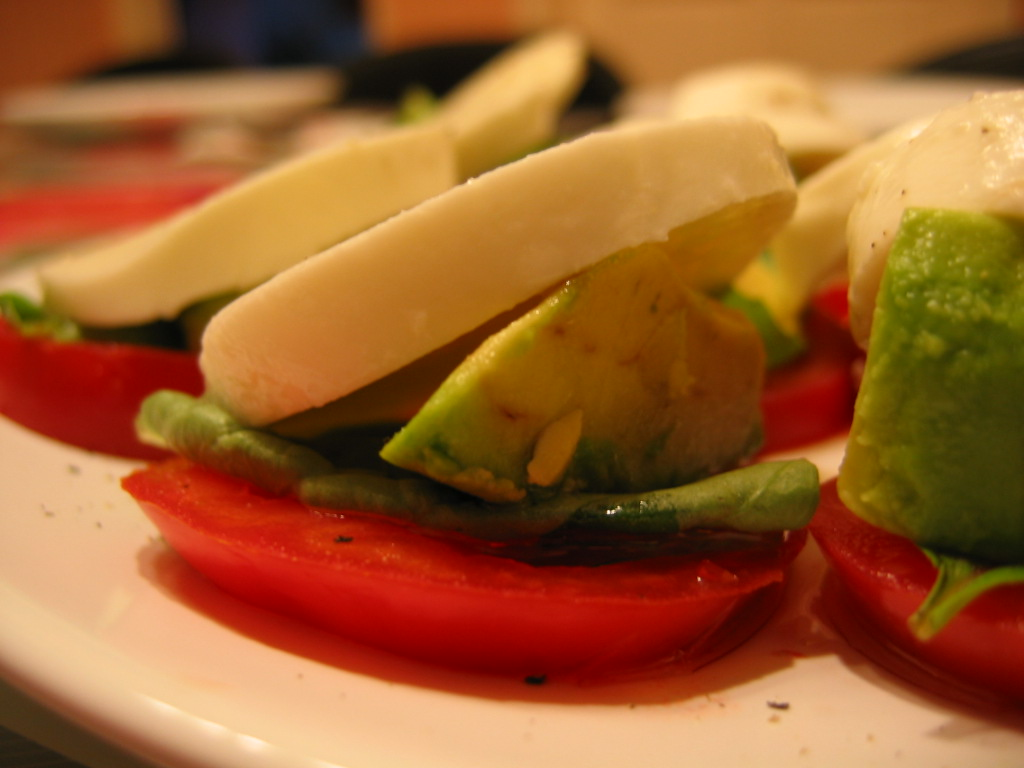 tricolore salad recipe