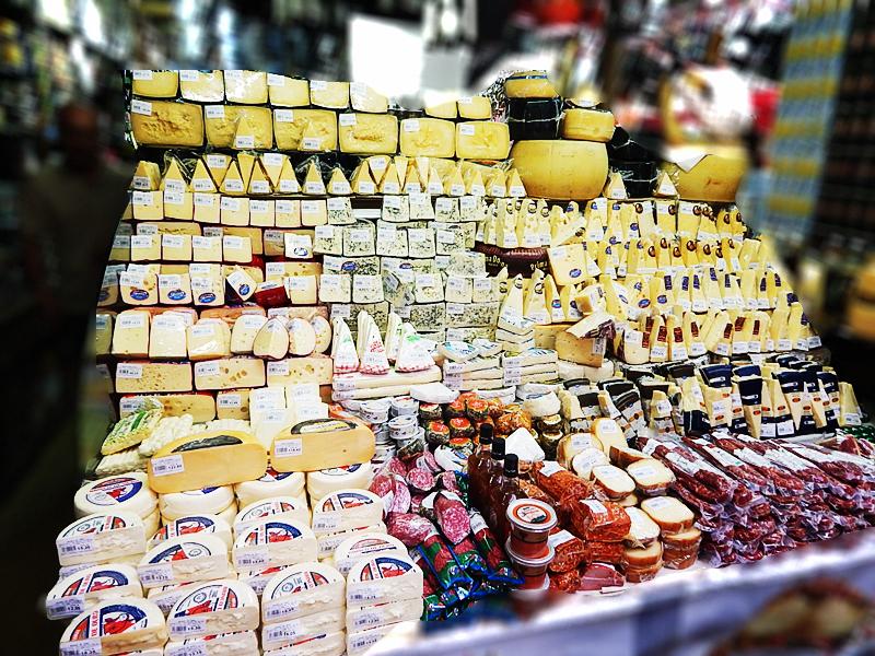 habitual food abroad