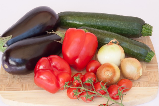 how to buy fresh vegetables