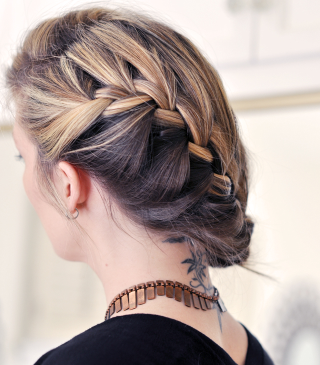 beautiful braid tips