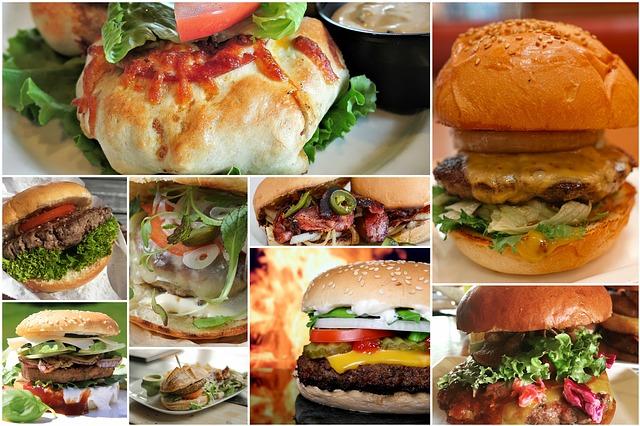 рецепты бургеров