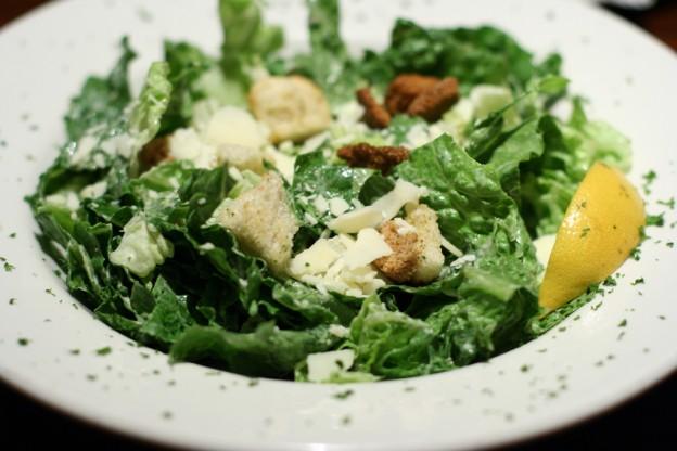 легендарный салат от Цезаря Кардини