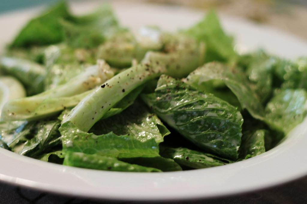 Блюдо от шефа: легендарный салат от Цезаря Кардини