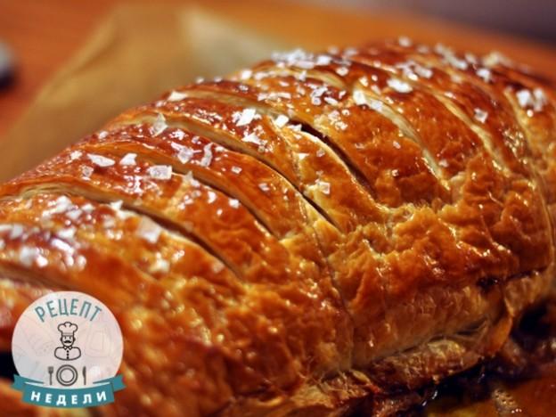 Шикарный рецепт говядины «Веллингтон»