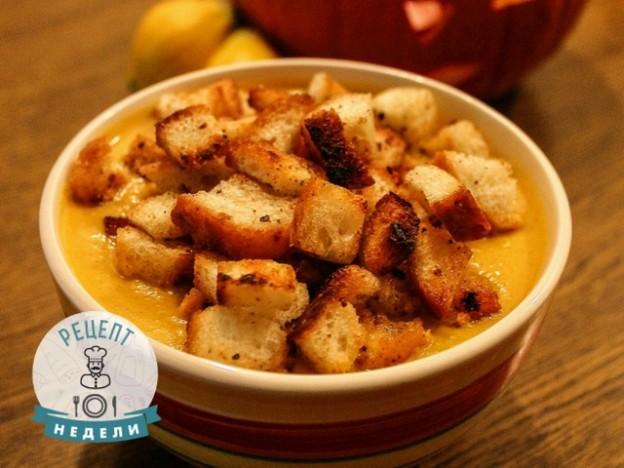 Сырно-пивной суп с беконом